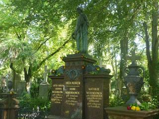 Das Wesendoncksche Familiengrab