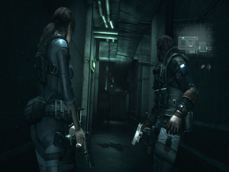 Download Resident Evil Revelations Game Setup Exe