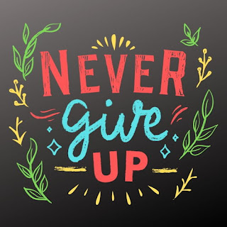 Never Give Up whatspp quotes hd download