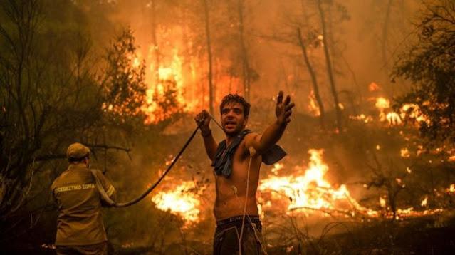 Dikirim ke Indonesia Atasi Kebakaran, Tom Kini Tak Bisa Pulang ke Australia
