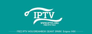 Free IPTV m3u file Gratuit - Free IPTV file m3u