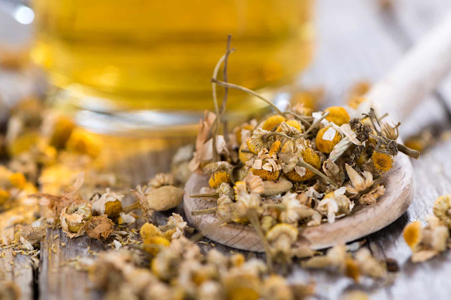 What are the benefits of chamomile for the body - for anxiety and tension - for the skin
