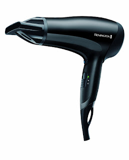 Remington D3010 Power Dry Hair Dryer £11.99, Hair will be glossy and frizz-free