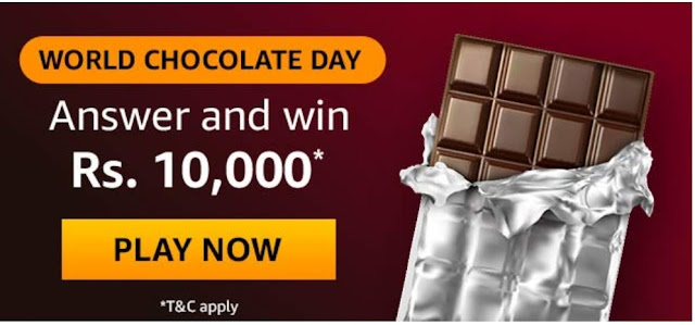 World Chocolate Day is celebrated on 7th July, to observe which of these events?