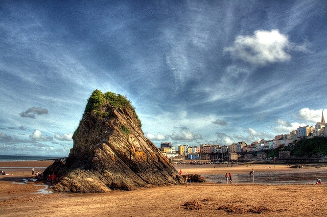 Pembrokeshire Coast,Wales