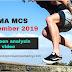 MCS November 2019 Pre-seen video analysis - GSC  - CIMA Management Case Study