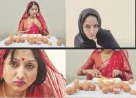 Marry My Egg, Video Work (2.52sec), Preema Nazia Andaleeb