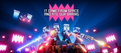 It Came From Space And Ate Our Brains Trailer