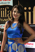 Madhu Shalini Looks Super Cute Slim trim Blue Choli Ghagra IIFA Utsavam Awards 41.JPG