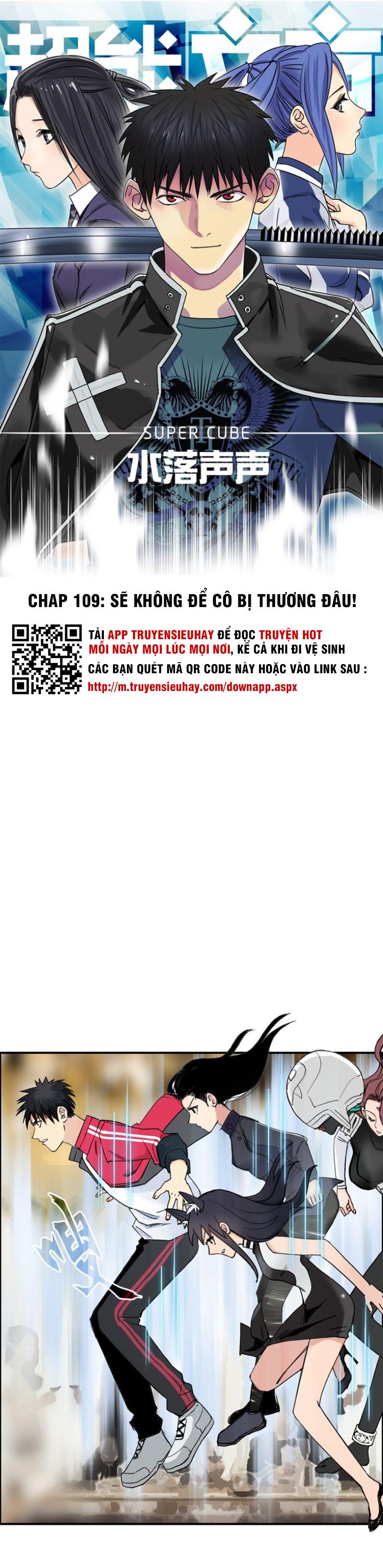 Siêu Năng Lập Phương Chapter 109 video - Hamtruyen.vn
