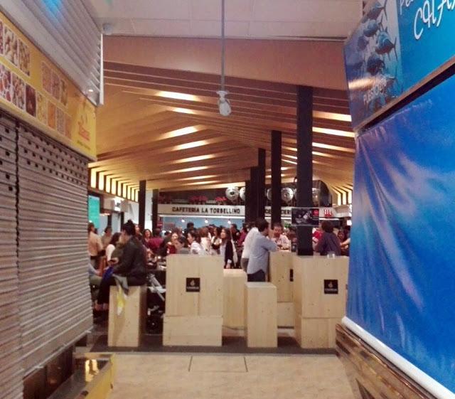 LA CHISPERÍA del mercado de Chamberí, Tusolovive Madrid