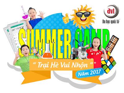 Du học hè Mỹ 2017- Trại hè ASG 2017