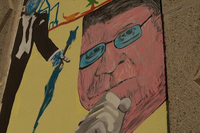 Graffito Ermanno Olmi