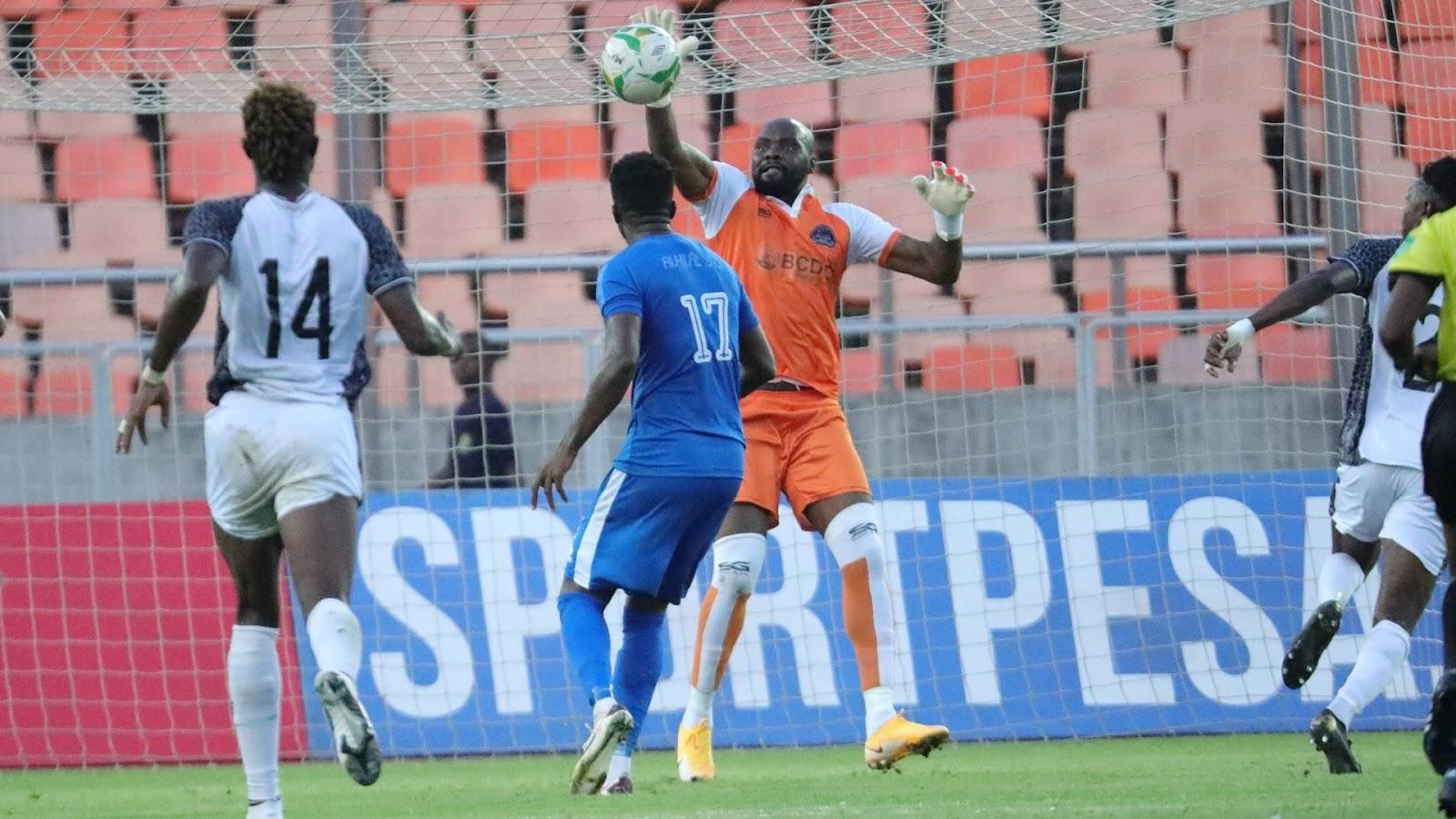 ملخص واهداف مباراة الهلال ومازيمبي (1-2) دوري ابطال افريقيا