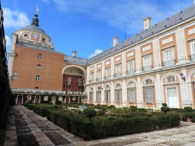 Jardín del Rey, Palacio Real de Aranjuez