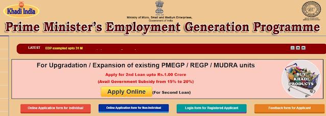 PMEGP 2020-2021