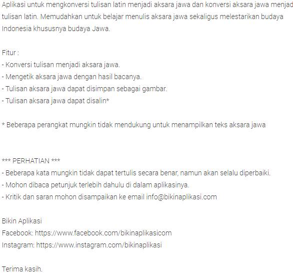 aplikasi bahasa jawa krama inggil