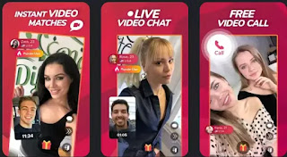Who-Live Video Chat App