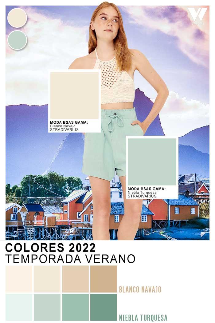 verano 2022 ropa de moda mujer verano 2022