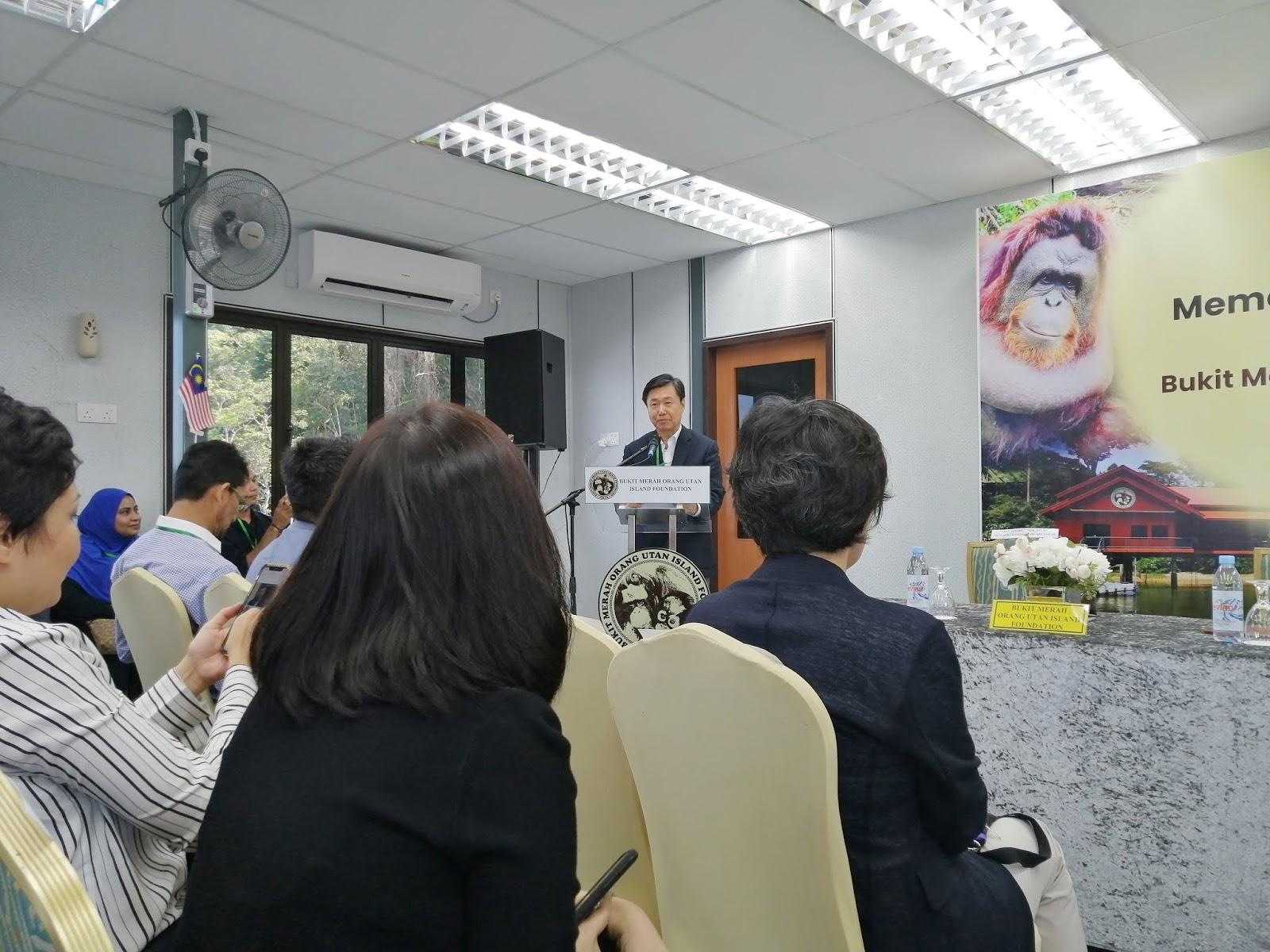 Pihak Luar Negara Lebih Menghargai Pulau Orang Utan Bukit Merah