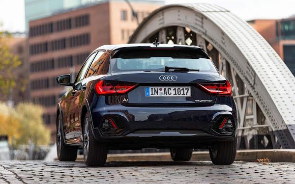 Audi A1: sucessor provavelmente será 100% elétrico