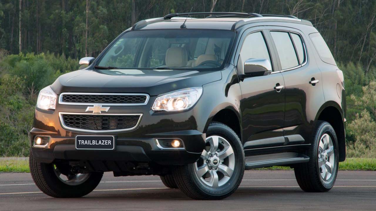 Business Case For New SUV...Blazer/Trailblazer