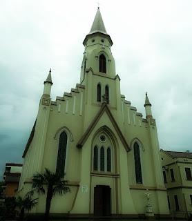 Igreja Nossa Senhora Imaculada  Conceição, em Rolante