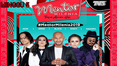 Live Streaming Mentor Milenia 2019 Minggu 5