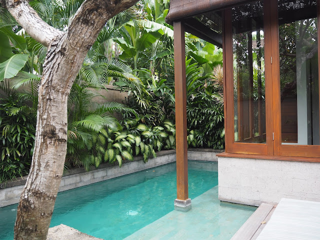 Bali Private Swimming Pool