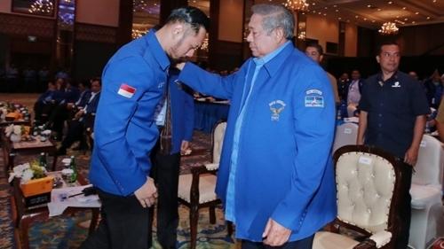 Politikus Gerindra Sindir Keluarga SBY: Jangan Bikin Rakyat Kesal