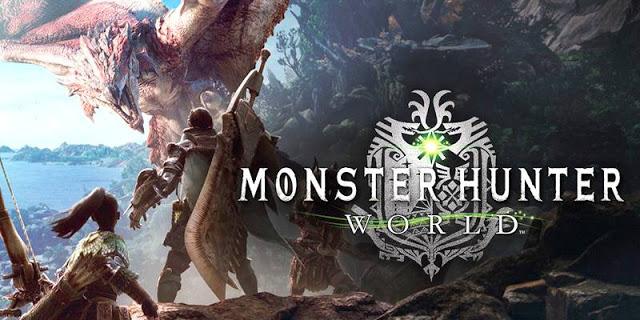 Spesifikasi PC Monster Hunter: World