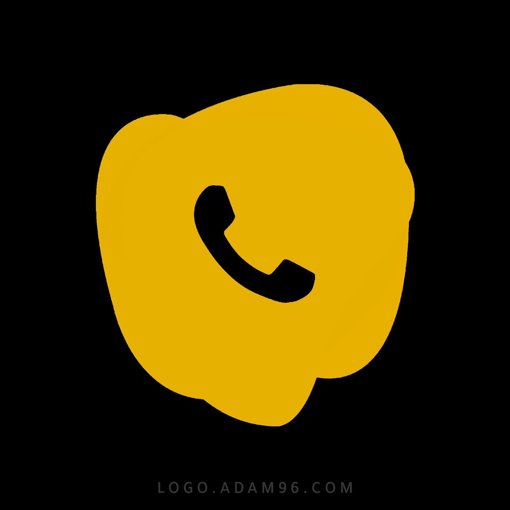 تحميل شعار واتساب احترافي بـ 3 الوان لوجو واتساب بجودة عالية Logo Whatsapp PNG