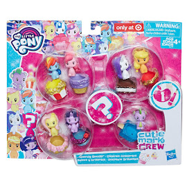 My Little Pony Special Sets Sparkly Sweets Twilight Sparkle Pony Cutie Mark Crew Figure