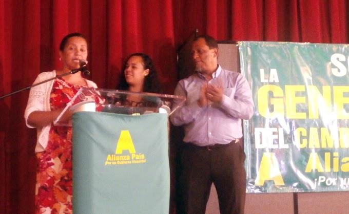 Senadora Alcántara denuncia bullying de los hombres a dominicanas que aspiran a ser electas