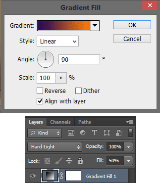 Gradient-fill-settings-to-get-the-warm-tone