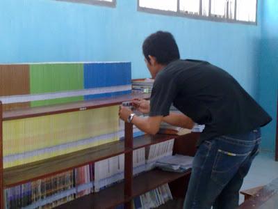 Kerja Sama Perpustakaan dan Jaringan Informasi Internasional