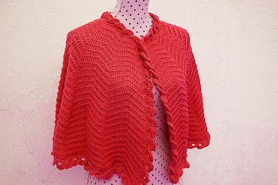 3 -Crochet Imagenes Capa para mujer para todas las tallas a crochet y ganchillo por Majovel Crochet