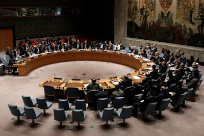 Russia And China Veto Syrian Sanctions At The UN