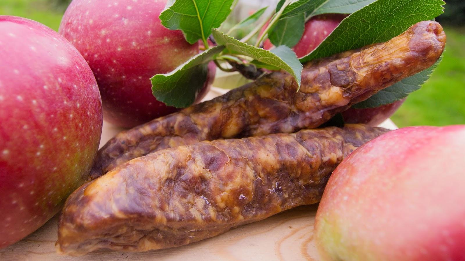 salsiccia secca slovena