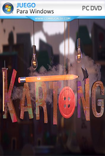 Kartong Death by Cardboard PC Full