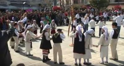 Δήμος Ηγουμενίτσας: Εκδήλωση την 25η Μαρτίου με παραδοσιακούς χορούς και τραγούδια