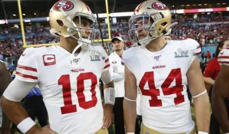 49ers could trade Jimmy Garoppolo