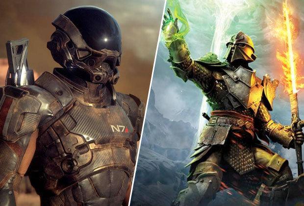 أستوديو BioWare يؤكد وجود مشاريع سرية لكل من سلسلة Mass Effect تم Dragon Age و يكشف هذه التفاصيل ..