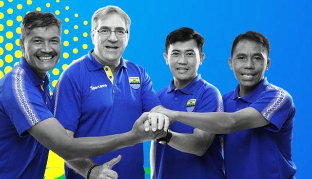 Tim Pelatih Persib Bandung 2019-2020