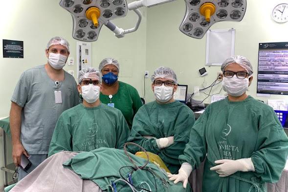 Brasil- Médicos Adventista utilizam nova tecnologia para reabilitar audição de paciente