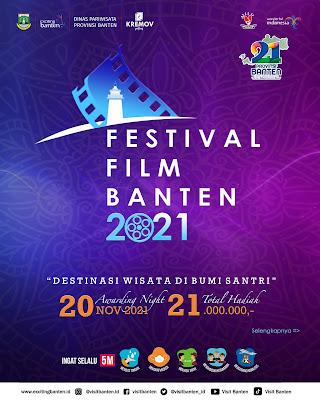 FESTIVAL FILM BANTEN 2021