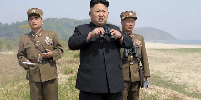 A Coreia do Norte declarou nesta quarta-feira que o líder dos Estados Unidos, Donald Trump, foi condenado à morte no país por insultar o presidente Kim Jong-un.