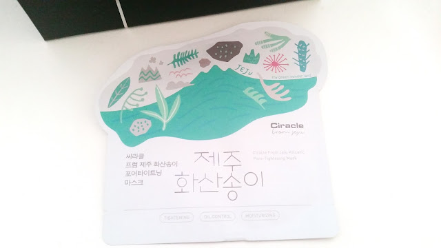 Ciracle Jeju Volcanic Pore Tightening Mask