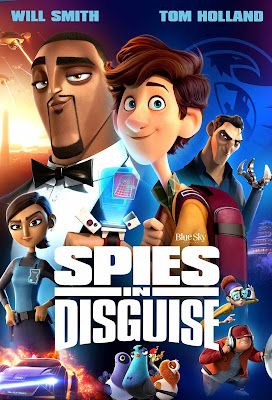 Spies in Disguise [2019] [DVD R1] [Latino]