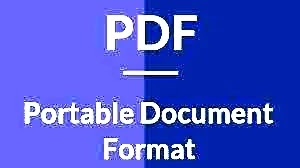 PDF Full Form - Fullformword